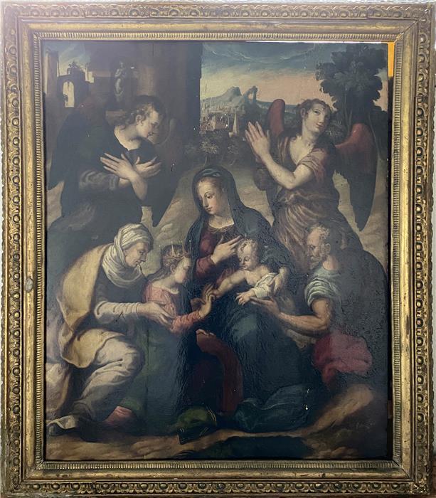 Unbekannter Maler der Renaissance (Italien, 16. Jh