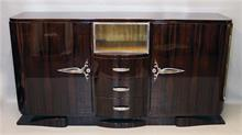 Art Deco-Sideboard.