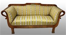 Biedermeier-Sofa.
