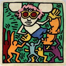 Haring, Keith (1958 Reading - New York 1990)