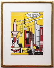 Lichtenstein, Roy (1923 New York 1997)