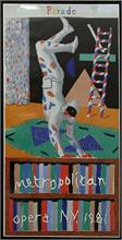 Hockney, David (geb.1937 Bratford), nach