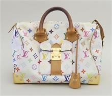 "Handtasche ""Speedy 30"", Louis Vuitton."